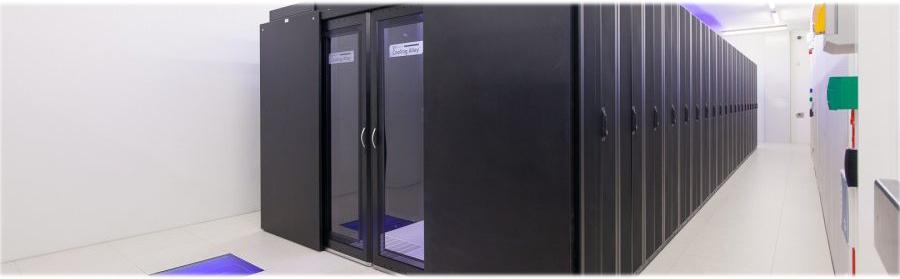 HugeServer Netherlands Datacenter