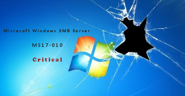 Microsoft Windows SMB Server MS17-010 - Critical